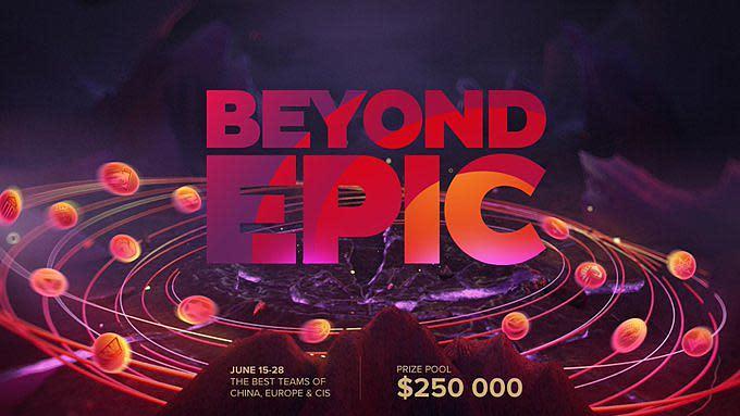 Beyond Epic: China