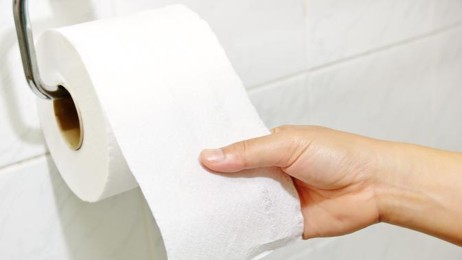 Tisu Toilet / Sumber: iStockphoto