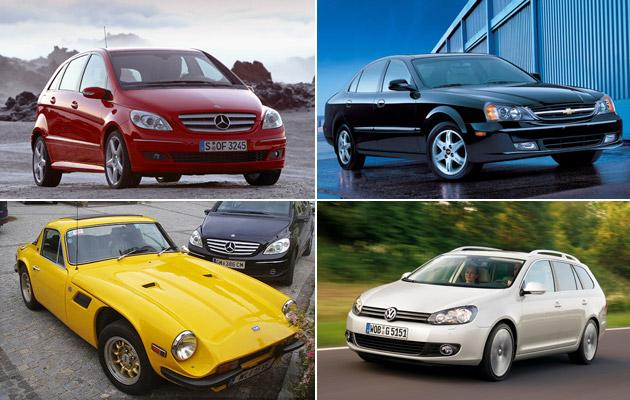 10 Canadian cars you can't buy in the U.S.