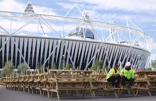 2012 London Olympics Venues Find New Life After Games
