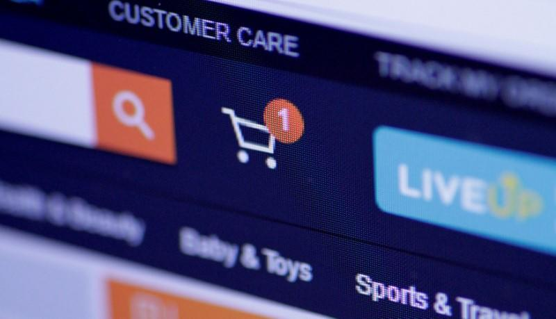 Lazada's 'Pakej Kedai Pintar' is targeted to help an estimated 50,000 local SMEs. — Reuters pic
