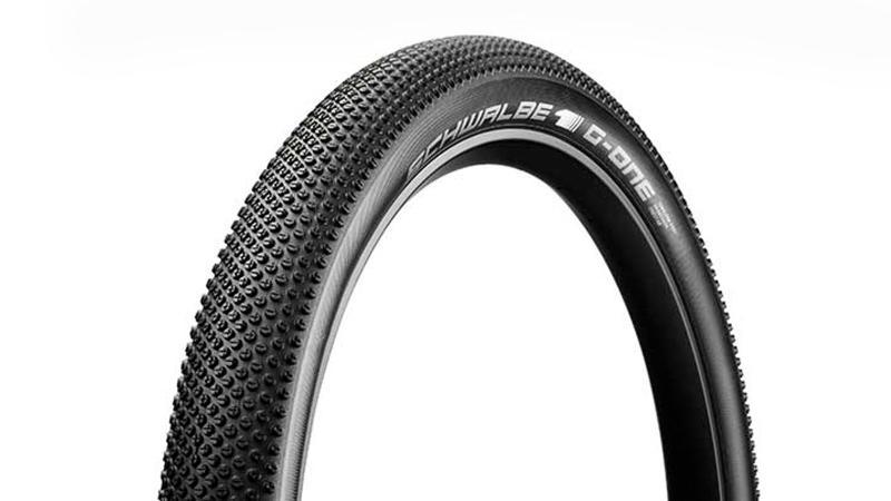Best Gravel Tyres: Schwalbe G-One All Round