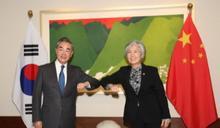 陸外長造訪之際 南韓加強部署薩德基地