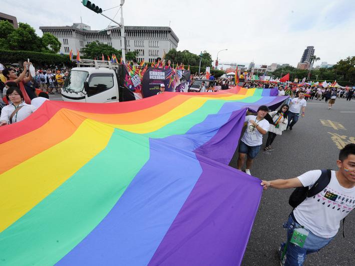 支持同志婚姻的理由?