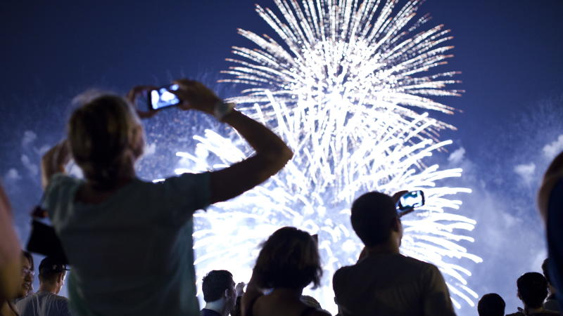 'Macy's 4th of July Fireworks' Only Show to Sizzle Thursday