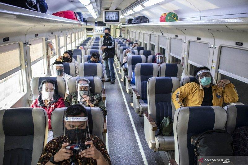 KAI Cirebon: Sampai saat ini perjalanan KA ke Jakarta belum berubah