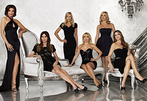 'Real Housewives of New York': Rating the New Wives