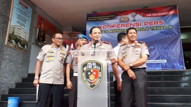 Wakapolri Jadi Wakil Erick Thohir Tangani Corona