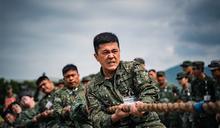 埔光部隊96周年隊慶露營親子日 官兵眷屬同賀