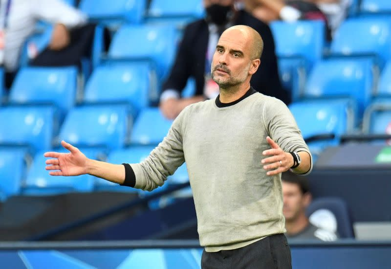Guardiola contract talks will be 'natural conversation' - City chairman