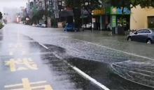 梅雨鋒面要來了!苗栗以南10縣市豪、大雨特報 雨彈狂炸4天