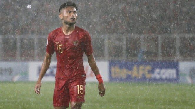 Pemain Timnas U-23, Saddil Ramdani.