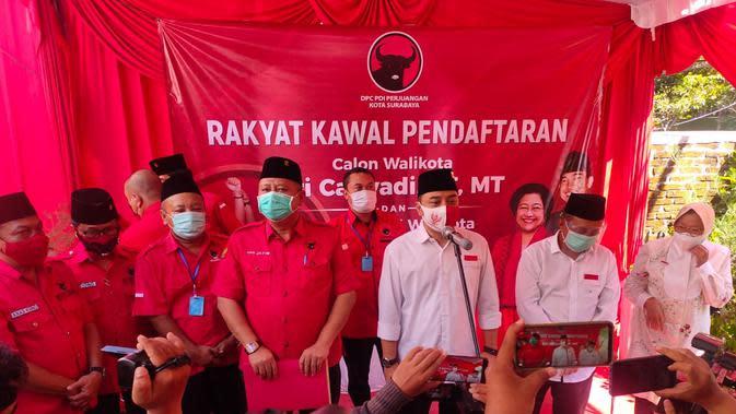 Pengamat: Ada Risma Effect dalam Pemenangan Eri-Armuji di Pilkada Surabaya