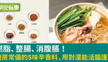 增添風味也能暖身整腸胃!日本專家用5款香辛料自製養生藥膳鍋