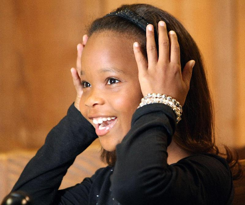 Five things you need to know about youngest Oscar nominee Quvenzhane Wallis