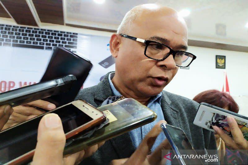 Jumlah penumpang domestik di Bandara Kualanamu turun 30 persen