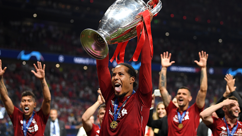 Kompany names Van Dijk as best centre-back in Premier League history