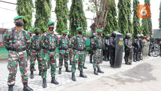 19.085 Personel Gabungan Siap Amankan Pilkada di Sulteng