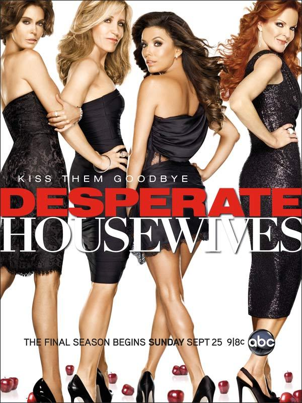 'Desperate Housewives' Final Season Poster: Exclusive First Look
