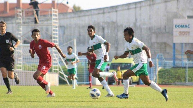 Timnas U-19 Tekuk Qatar, Supriadi Disebut Mirip Iron Man