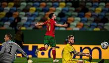 少了C羅沒差 歐國聯葡萄牙大勝瑞典