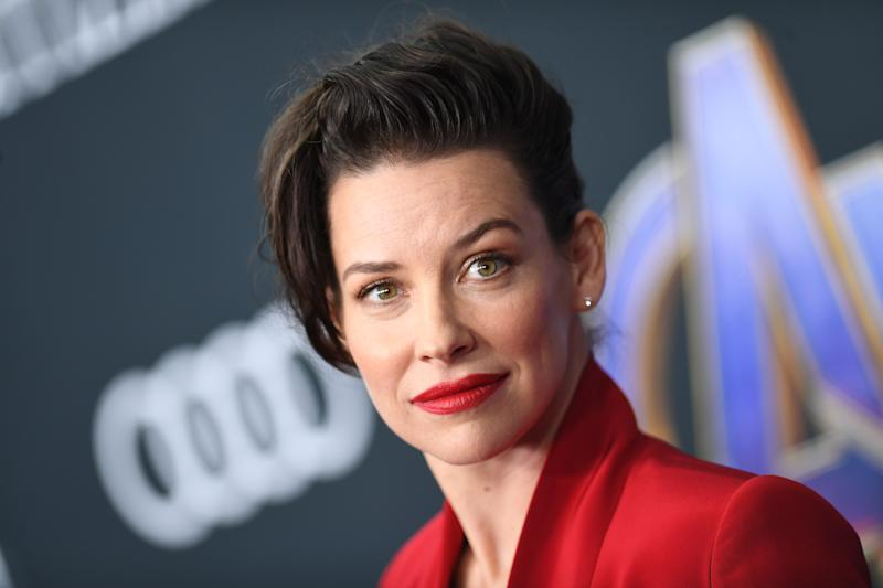 Actress Evangeline Lilly addressed backlash to her post about not self-isolating during the coronavirus pandemic. (Photo: VALERIE MACON/AFP via Getty Images)