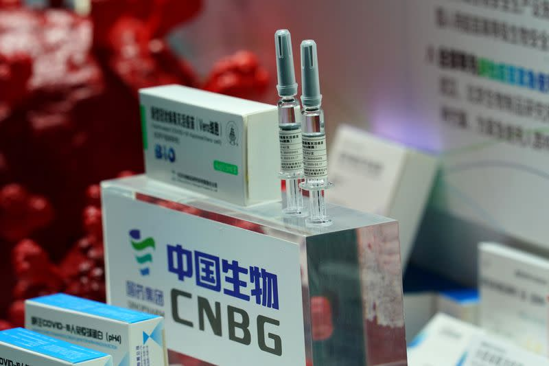China's CNBG, Sinovac find more countries to test coronavirus vaccines