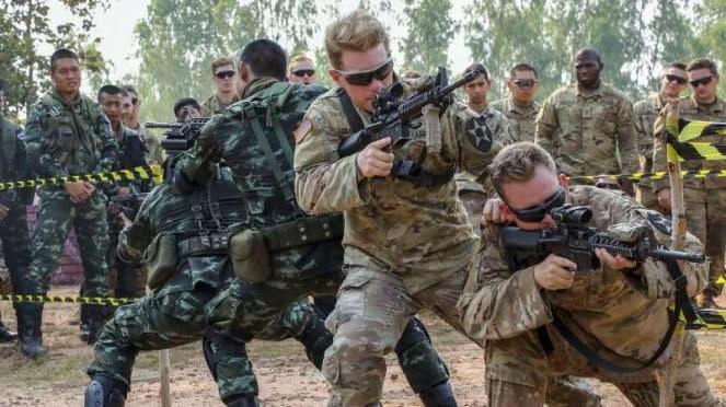 VIVA Militer: Operasi Gold Cobra militer Amerika Serikat dan Thailand