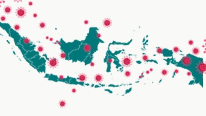 Banner Infografis 5 Rekor Tertinggi Kasus Corona Covid-19 di Indonesia. (Liputan6.com/Trieyasni)