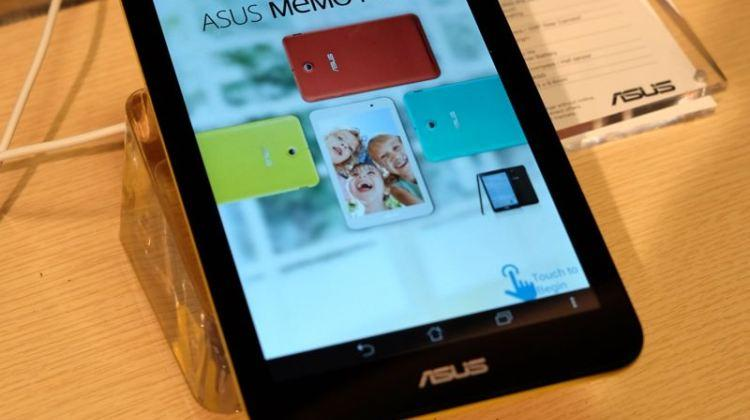 [Computex 2014] ASUS MEMO Pad dan FonePad: Tablet Ultra Tipis dengan Prosesor 64 bit tablet pc smartphone mobile gadget liputan khusus liputan komputer