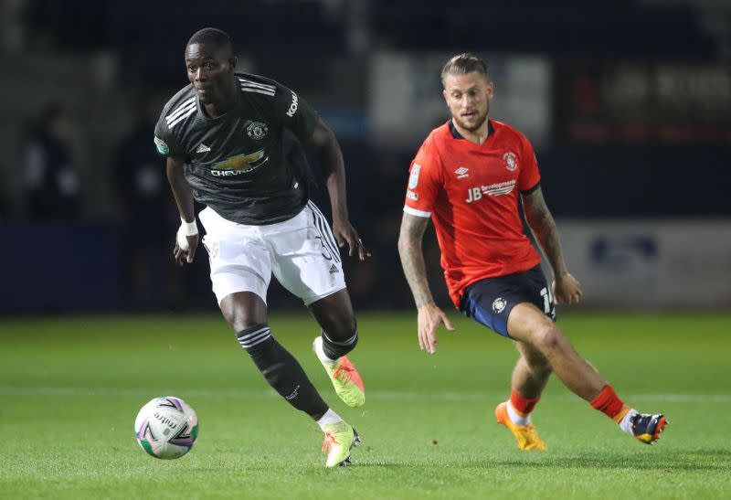 Solskjaer hopes Bailly return adds steel to shaky United defence