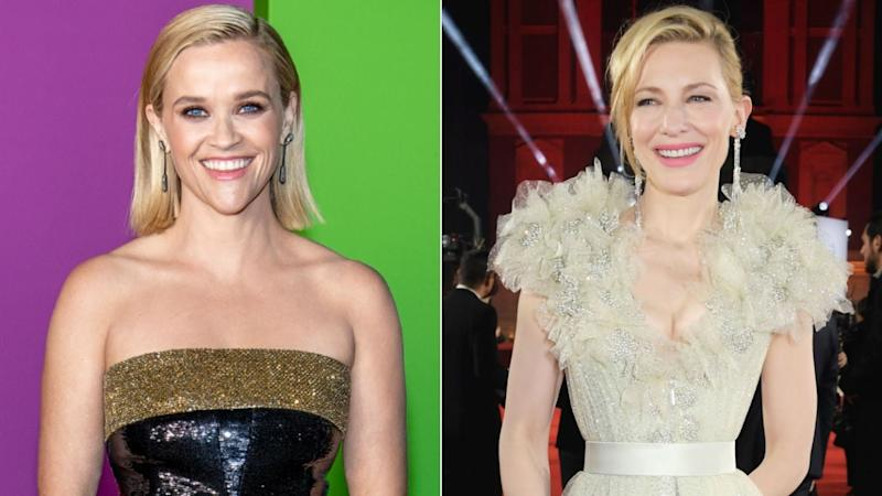 2020 Golden Globes: Reese Witherspoon and Cate Blanchett to Present (Exclusive)