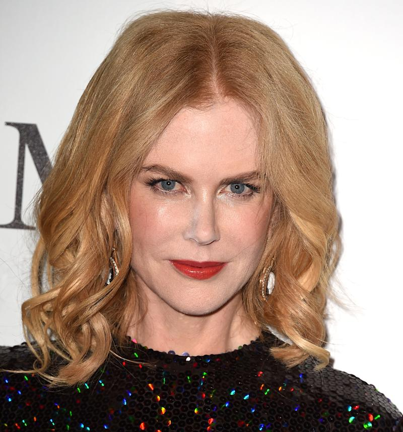 Nicole Kidman at the Women In Film 2015 Crystal + Lucy Awards at the Hyatt Regency Century Plaza