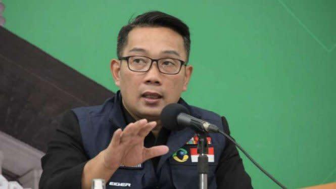 Ridwan Kamil: Kota Cimahi Zona Merah COVID-19