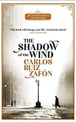 The Shadow of the Wind occupied British bestseller lists for almost a year