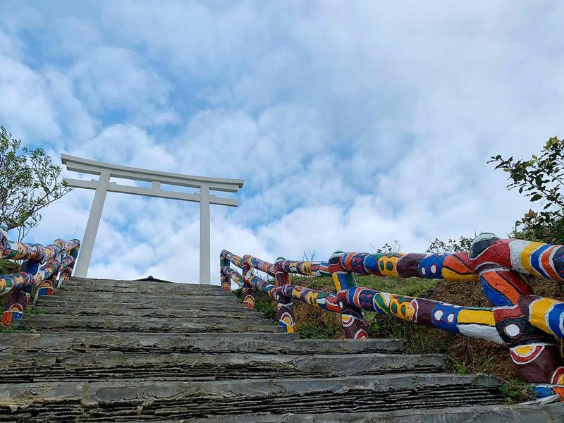 最美神社:牡丹鄉高士神社
