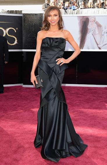85th Annual Academy Awards - Arrivals: Giuliana Rancic