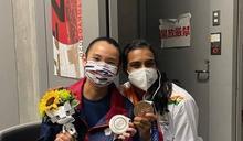 【2021東奧】戴資穎透露金牌戰後暖舉 辛度:需要時相互支持很重要