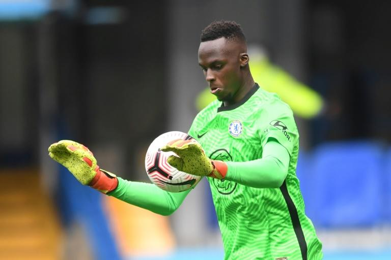 Chelsea 'keeper Mendy to miss Southampton clash