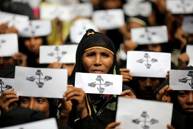 Kotak Fakta: Tiga tahun berlalu, pengungsi Rohingya di kamp Bangladesh
