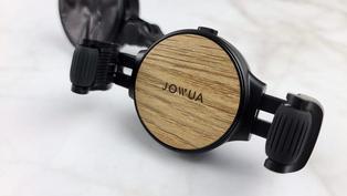 Jowua x Model 3 好評車架再進化!升級無線充電,480 度旋轉不纏線