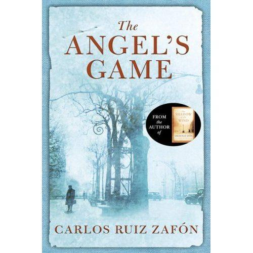 Zafón's sequel to The Shadow of the Wind