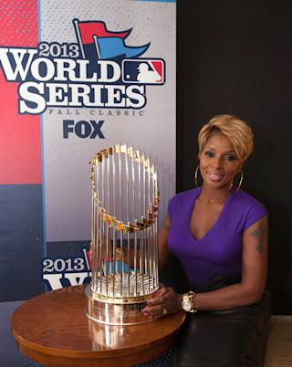 Exclusive: Mary J. Blige to Sing the National Anthem at the 2013 World Series Opener