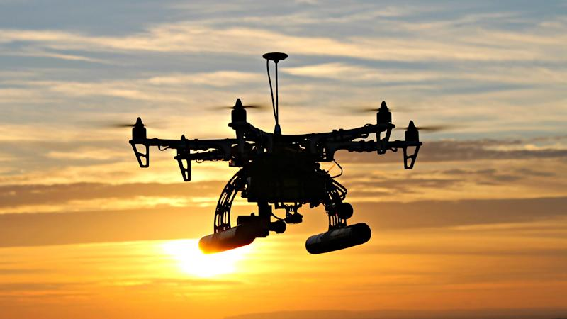 Cops use drones to shame people flouting lockdown rules
