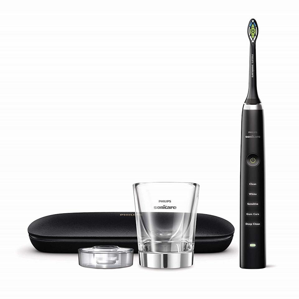 "<p><a href=""https://www.popsugar.com/buy/Philips-Sonicare-DiamondClean-Classic-Rechargeable-Electric-Toothbrush-525642?p_name=Philips%20Sonicare%20DiamondClean%20Classic%20Rechargeable%20Electric%20Toothbrush&retailer=amazon.com&pid=525642&price=100&evar1=fit%3Auk&evar9=45519811&evar98=https%3A%2F%2Fwww.popsugar.com%2Ffitness%2Fphoto-gallery%2F45519811%2Fimage%2F46960805%2FPhilips-Sonicare-DiamondClean-Classic-Rechargeable-Electric-Toothbrush&list1=gifts%2Camazon%2Csales%2Choliday%2Cgift%20guide%2Cblack%20friday%2Csale%20shopping%2Cblack%20friday%20sales%2Cgifts%20under%20%24100&prop13=api&pdata=1"" rel=""nofollow"" data-shoppable-link=""1"" target=""_blank"" class=""ga-track"" data-ga-category=""Related"" data-ga-label=""https://www.amazon.com/dp/B07C6XZBPC/ref=dp_cerb_1"" data-ga-action=""In-Line Links"">Philips Sonicare DiamondClean Classic Rechargeable Electric Toothbrush</a> ($100, originally $200)</p>"