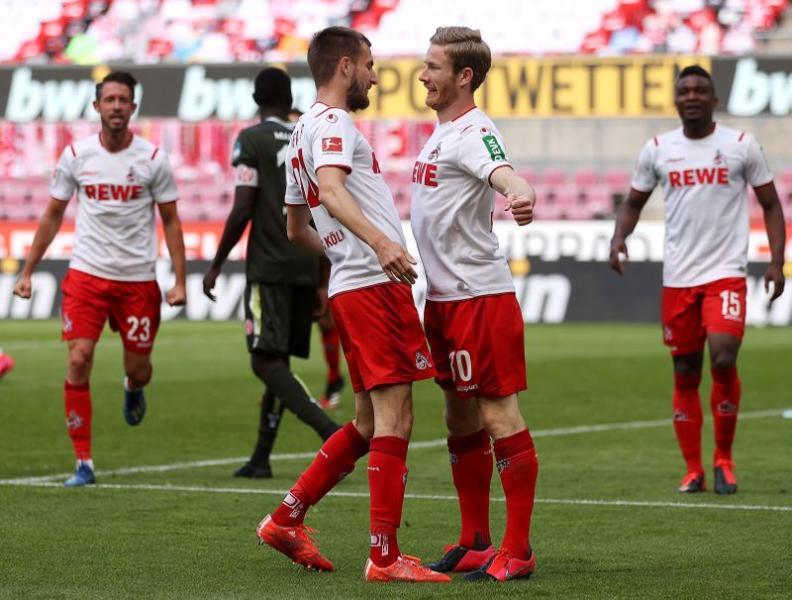 Bundesliga - FC Cologne v 1. FSV Mainz 05