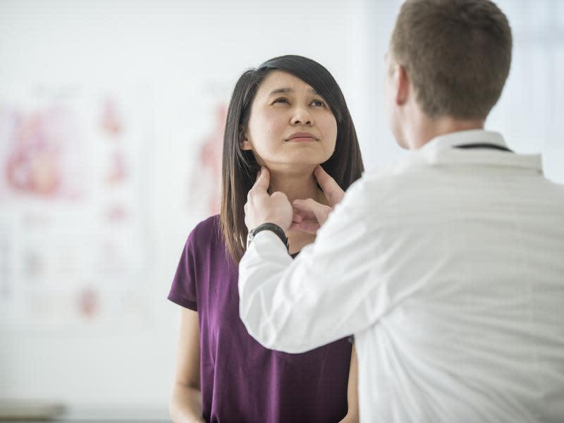 甲狀腺異常 多與基因、環境息息相關