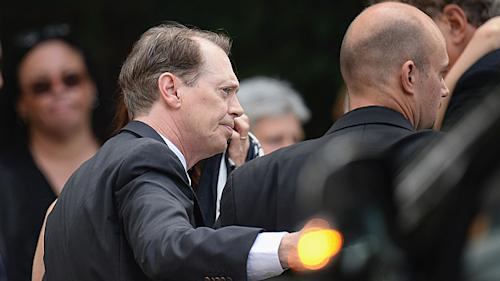 Stars Say Goodbye at James Gandolfini's Funeral