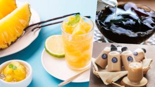 對抗炎夏你需要這些「冰涼降溫組」!水果冰角、摩斯熱銷蒟蒻、養顏美容聖品 編輯精選夏日8大飲品