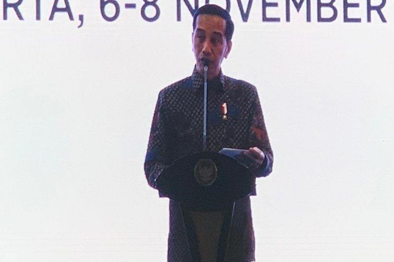 Presiden minta BUMN beri kesempatan swasta garap proyek infrastruktur